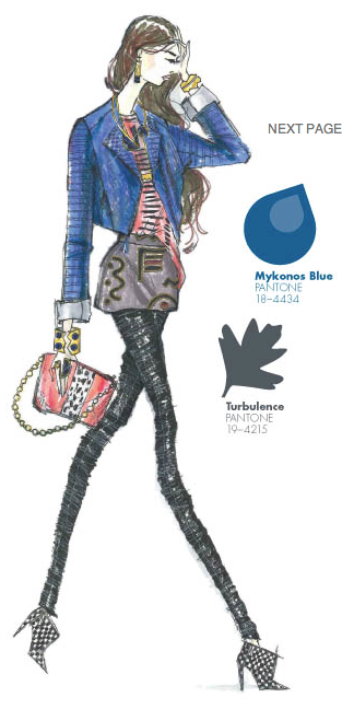 Fashion File: Pantone releases updated fall fashion color report